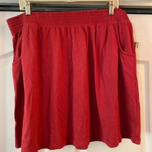 Mini skirt Sonoma new with tags xl
